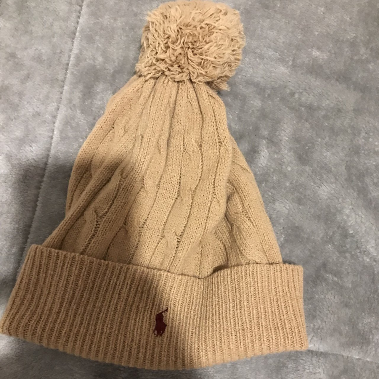Womens ralph lauren Beanie I payed £50 and have not had it - Depop aff888cfc