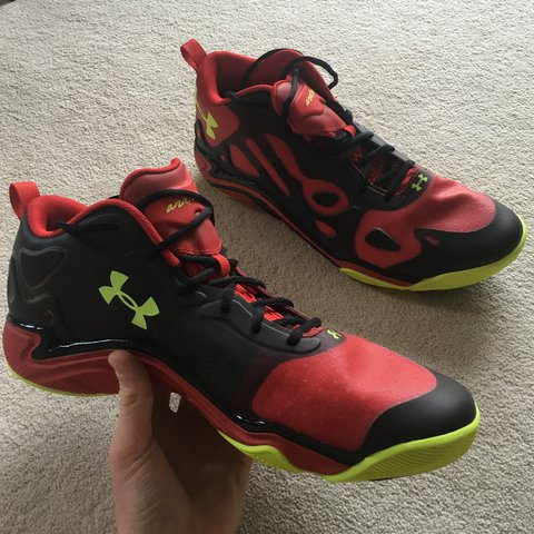 b64151b8e6a Under Armour anatomix spawn 2 s. Basketball shoes