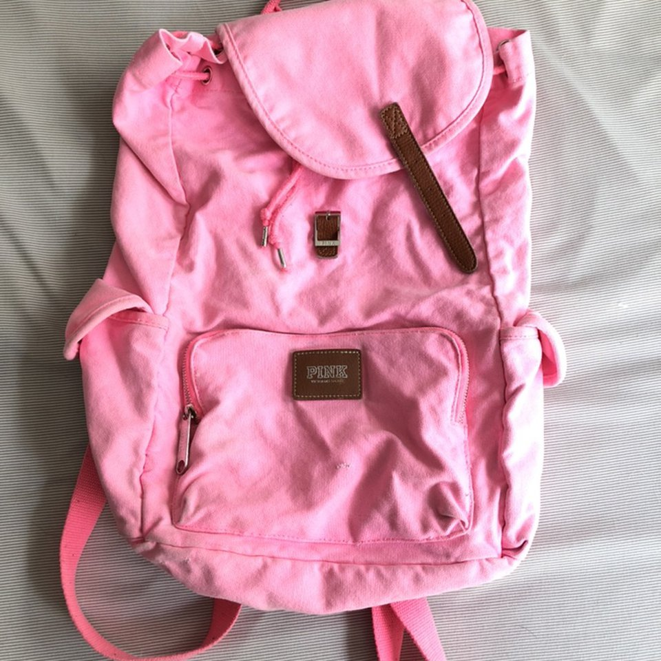 552d738f9b263 PRICE DROP!! Victoria's Secret PINK drawstring... - Depop