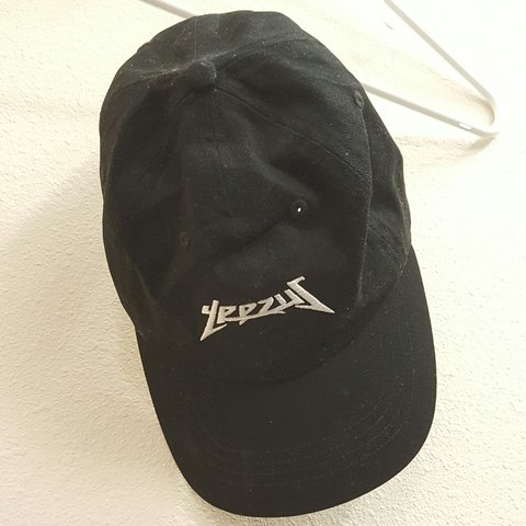 Yeezus dad hat 9.5 10 -- only tried on One Size  kanye - Depop 6b0fe43e331