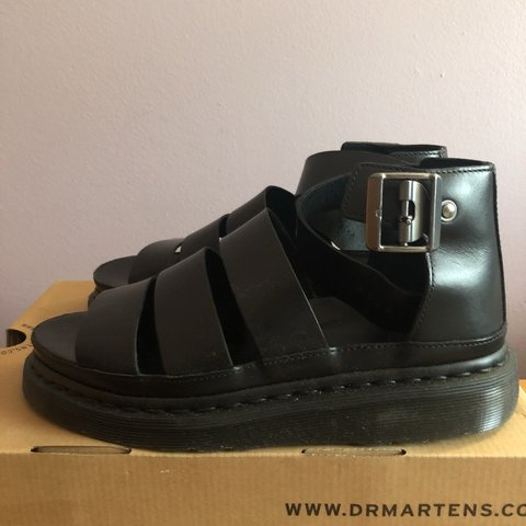 209b0fd33d8b Dr. Martens Clarissa Brando sandals! Just bought these and - Depop