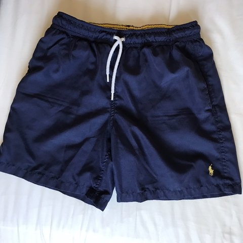 ad964791f Ralph Lauren Swimshorts Youth Size Large (Age 14-16) Would - Depop