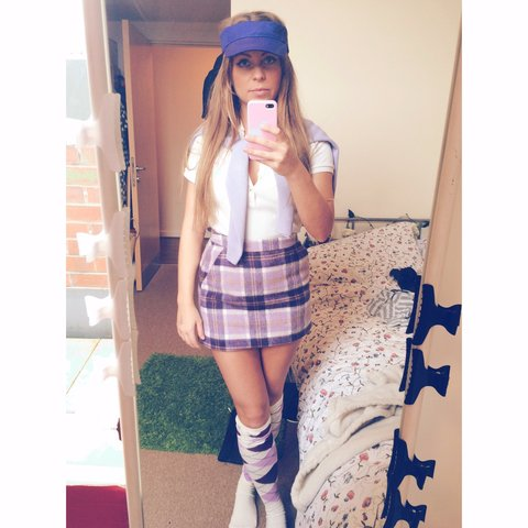 Purple Pub golf outfit. Doesn t include polo as its Ralph if - Depop 280c326916
