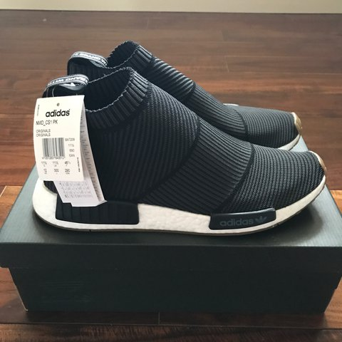 8d3880595 PM offers for a steal! NMD CS1 Gum Pack Black Brand new UK - Depop