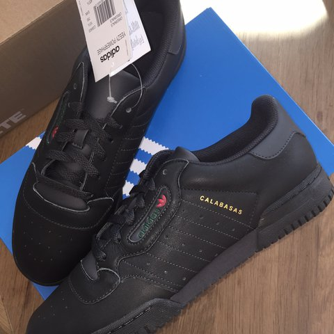 5108411913b Adidas Yeezy Powerphase Calabasas Size 10.5 UK. 10 10 never - Depop