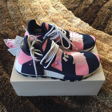 9bbad05c0 Adidas Pharrell Williams Billionaire Boys Club BBC NMD Size - Depop