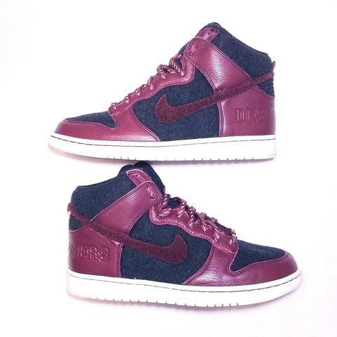 half off 8e9bf b2321 Nike Dunk High Supreme Destroyers Great- 0
