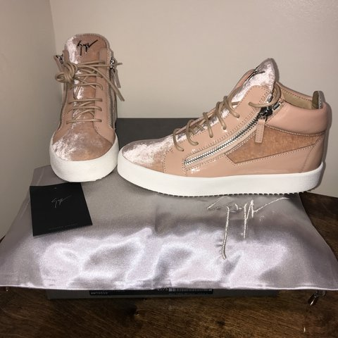 dd73ac83384fb @jcrich. last year. Forest Hills, Queens, NY 11375, USA. Giuseppe Zanotti  Women's 'BRECK' Mid Top Sneaker