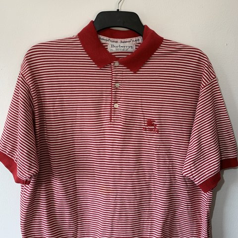 0a14add5 @ed_t. 3 months ago. Cheltenham, United Kingdom. Men's vintage Burberry  polo shirt