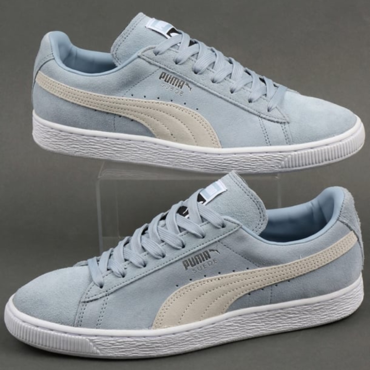 c56cbe9c5 REDUCED PRICE Puma Suede classic trainers