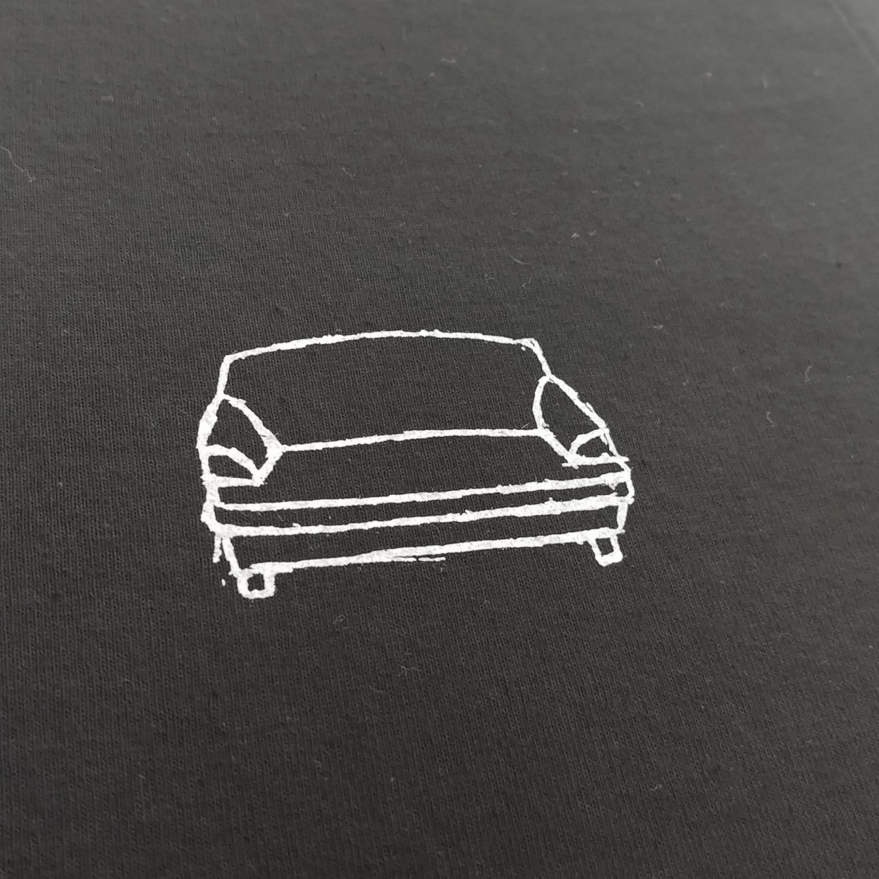 Incredible Brockhampton Couch Basic Tee From April 18 Gay Depop Caraccident5 Cool Chair Designs And Ideas Caraccident5Info