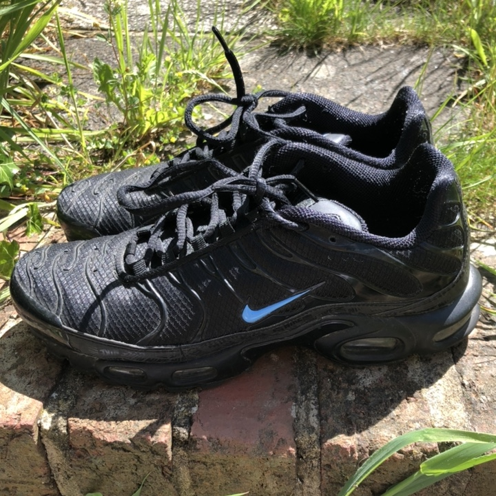 Nike Tn Black And Blue Tunisie Annonce