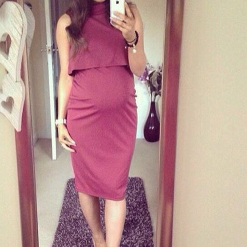 25f920d74d0  danielle5789. 3 years ago. United Kingdom. New with tags size 10 maternity  dress from Asos ...