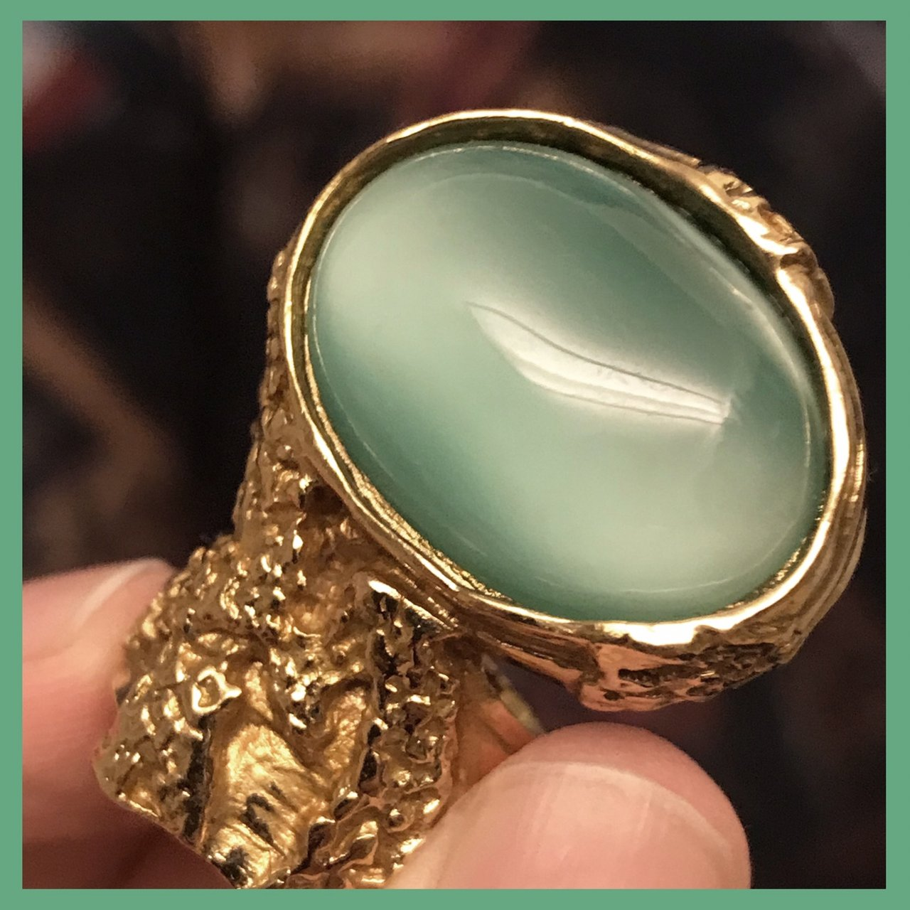 820cda1dcdb2 Ysl authentic yves saint laurent arty ring rare cloudy depop jpg 1280x1280  People with ysl arty