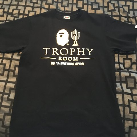 73af95b7 @connorlangl3y. 2 years ago. Chino Hills, United States. bape trophy tee