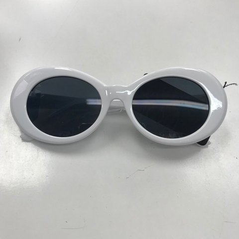 7191dc7726dd2 New with tag white clout goggles🤞🏻 I only have a few in if - Depop