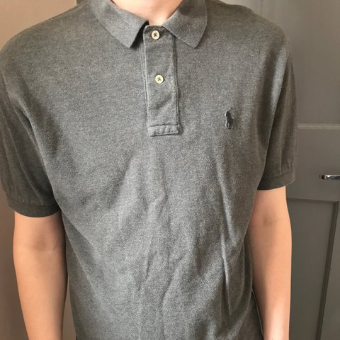 f9479149 @haydnrawson5. 2 years ago. Wyke, United Kingdom. 🔥Ralph Lauren polo shirt  dark grey🔥