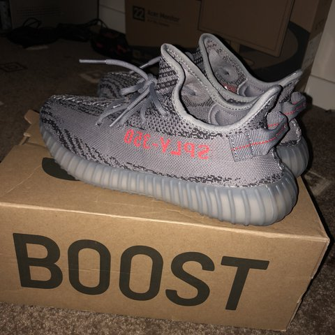 1f40edce4 Yeezy boost 350 v2 beluga 2.0. Size 9 but can also fit half - Depop