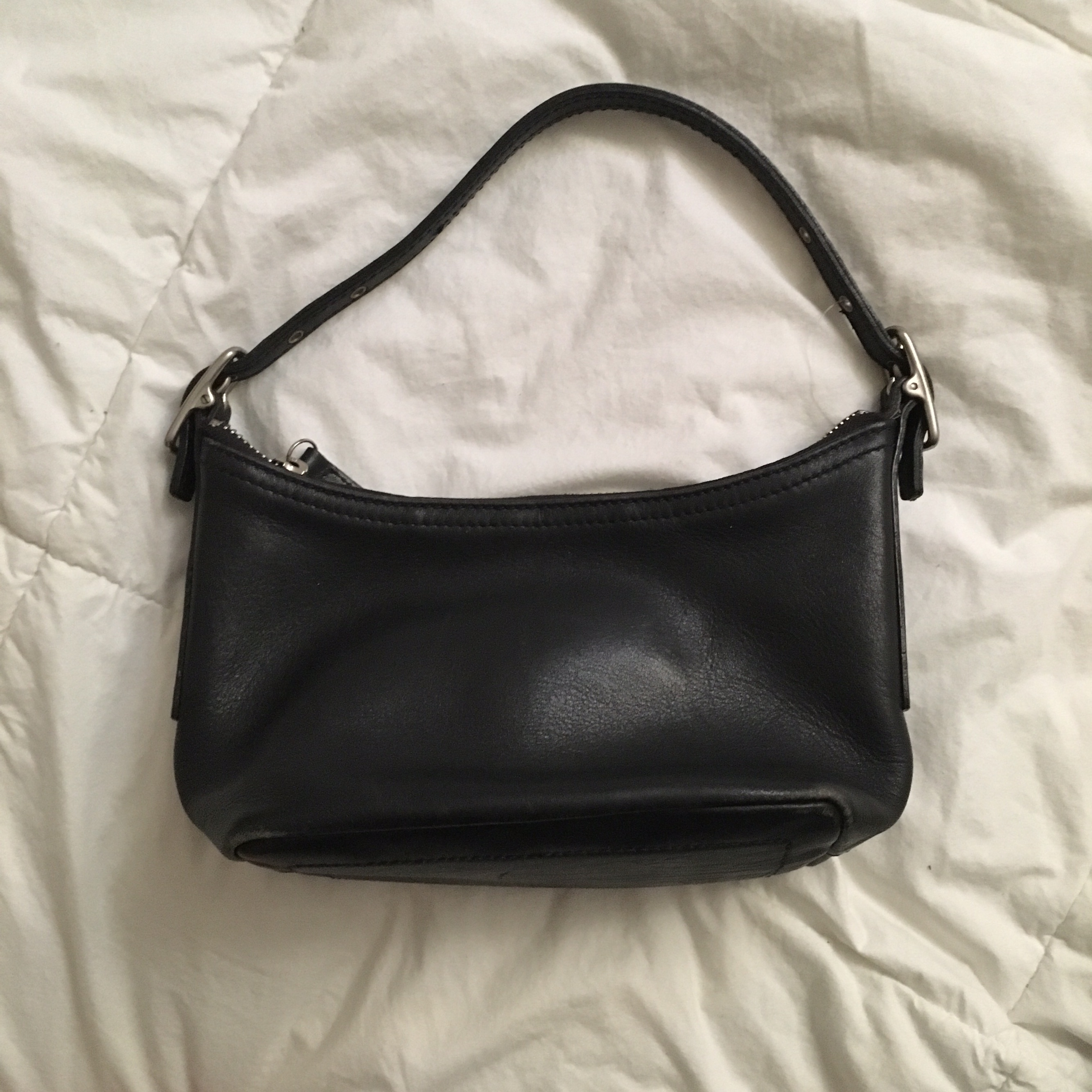 4a7467f2 Small Black Leather Coach Purse - Best Image Home In Ccdbb.Org
