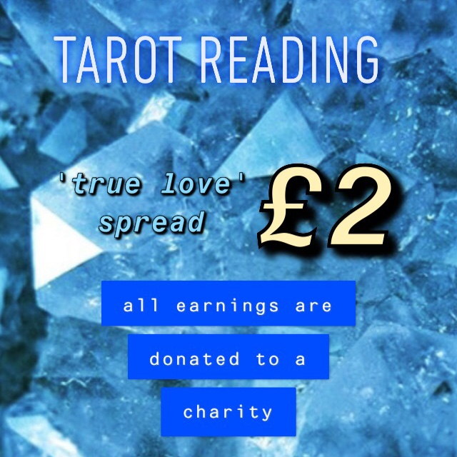 🌜'True Love' Tarot Spread🌛 •find out more about your    - Depop