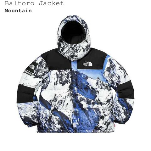 Liamdowling Last Year Stevenage United Kingdom Supreme X Tnf Baltoro Puffer Jacket