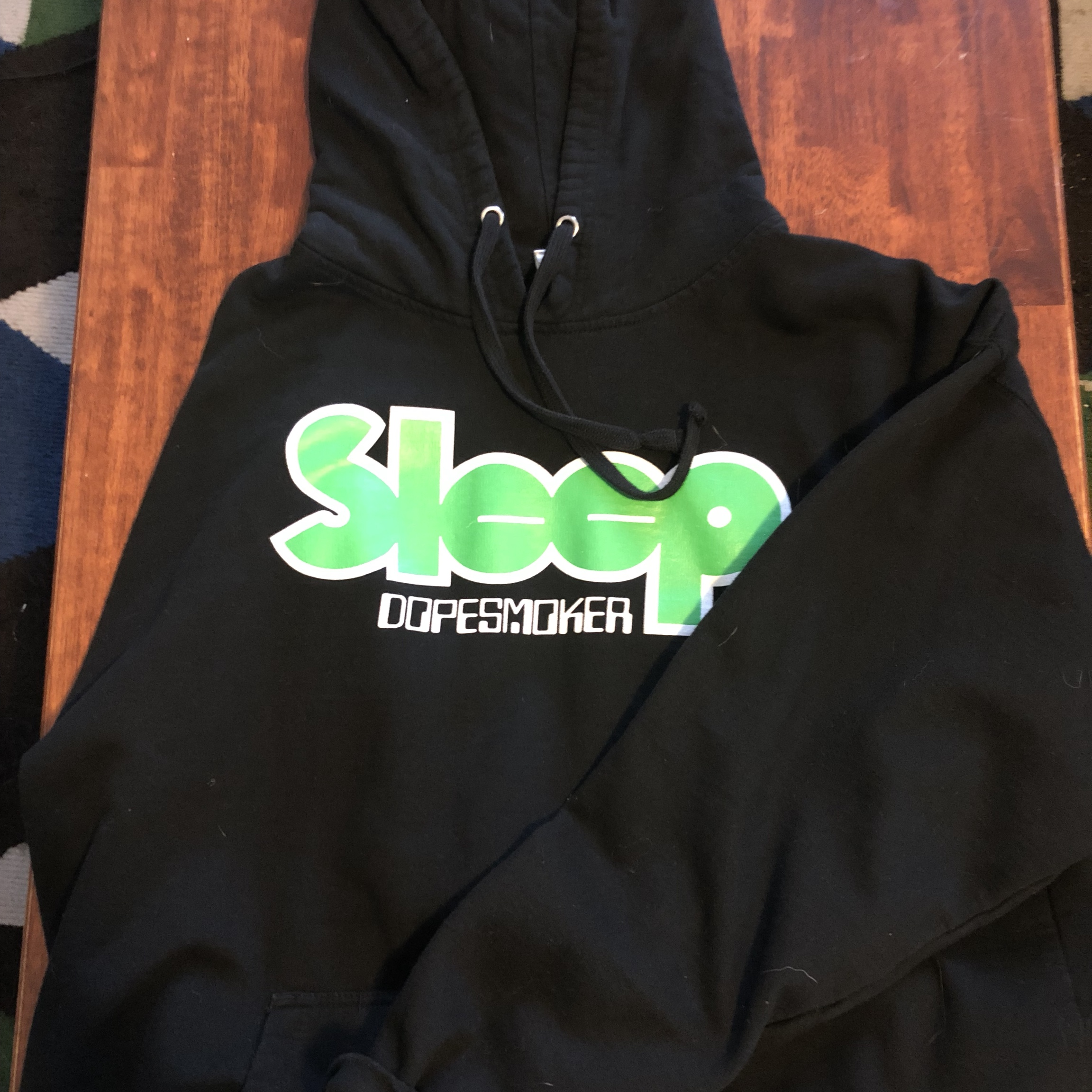 SLEEP DOPESMOKER hoodie XL #sleep #dopesmoker    - Depop