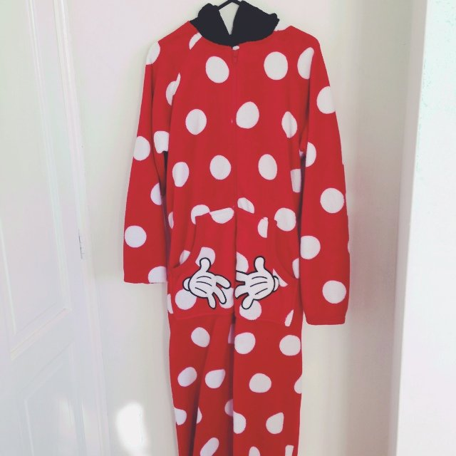 cb2980c7efa Disney Minnie Mouse onesie// Worn once// Perfect condition// - Depop
