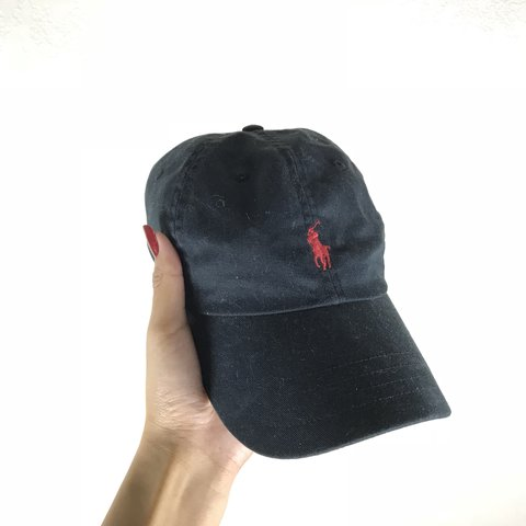 f0298db9 @thethreadcollection. last year. United States. Polo Ralph Lauren hat.
