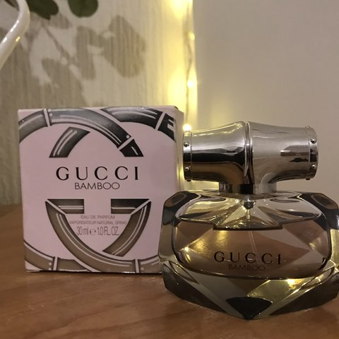 Gucci Bamboo Eau De Parfum 30ml Bought For 38 Selling For Depop