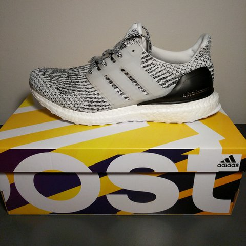 503cc8f14af6 Adidas Ultra Boost 3.0 Oreo Deadstock. New in box