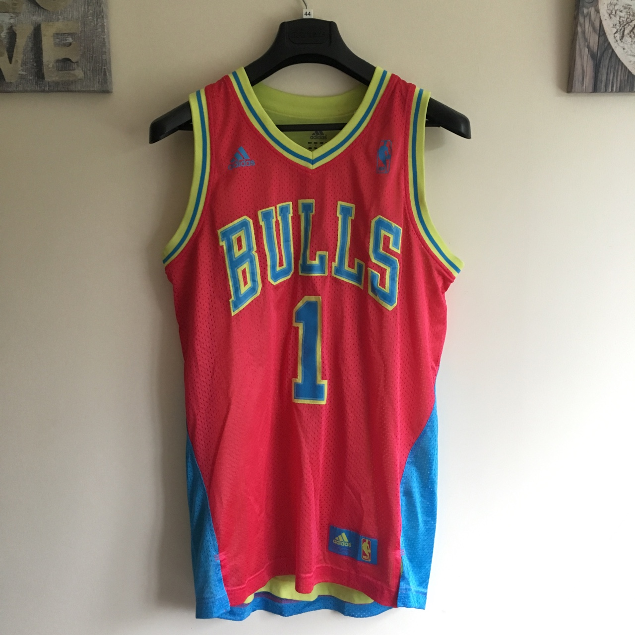 the latest a8e79 75651 NBA Chicago Bulls special edition jersey size M - Depop