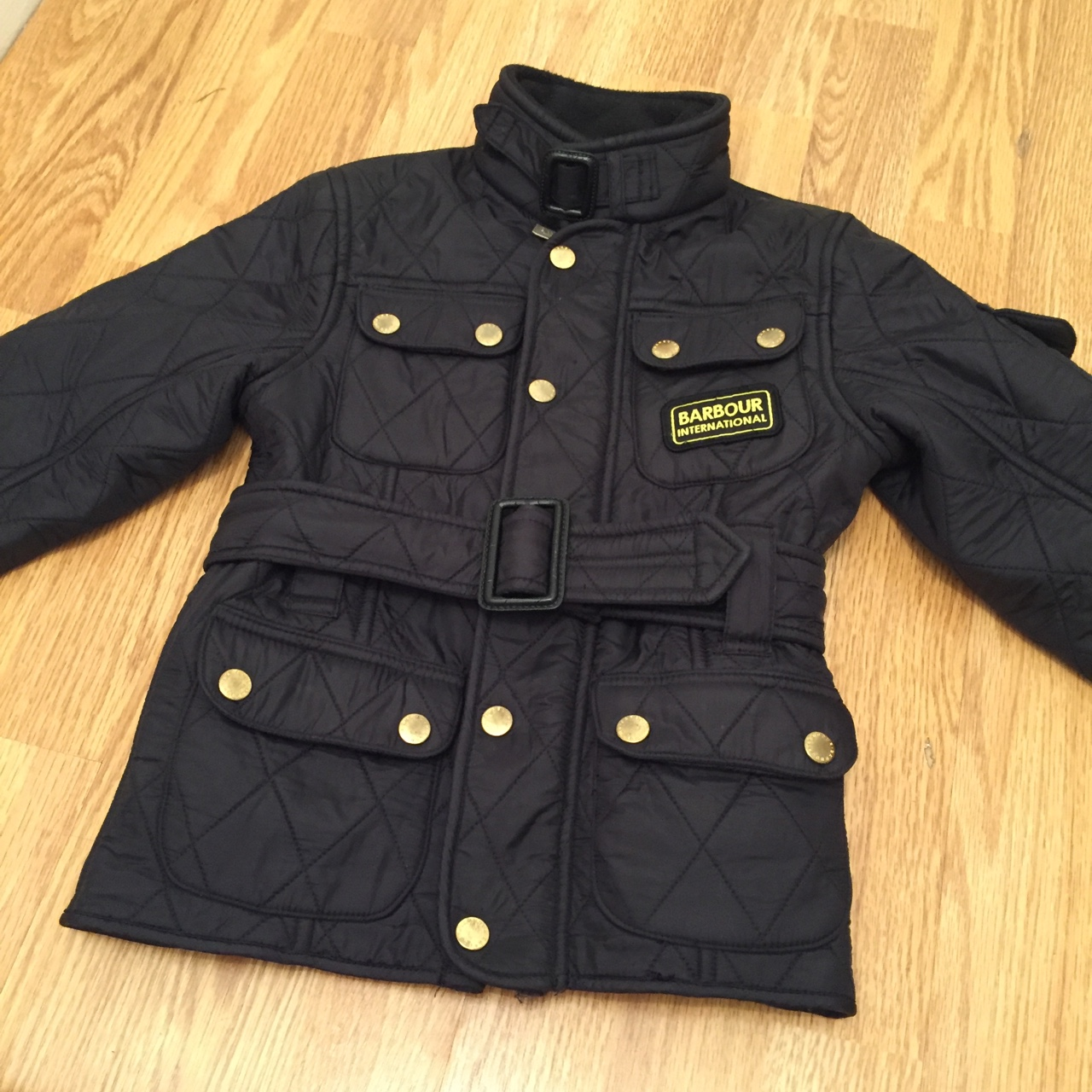 sneakers new products details for Childrens barbour jacket, size xs. My little boy had... - Depop
