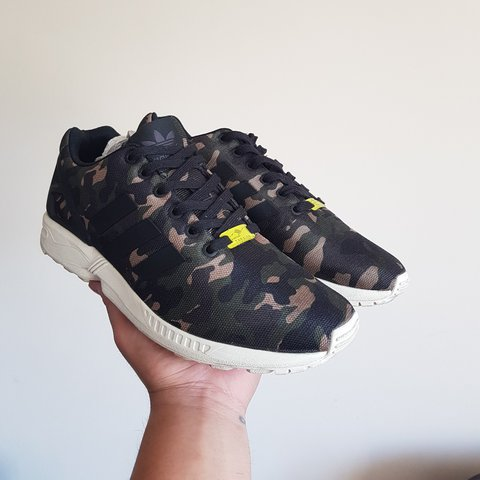 5e71ce615bce0 @ej29. 11 months ago. London, United Kingdom. ZX flux camo. Condition  10/10. Size 8uk #adidas