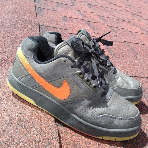 83c5c9730f67 Nike Sb Zoom Air Delta Force   2005 OG Release   Bought in I - Depop
