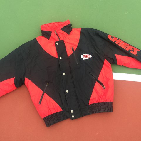 Kansas City Chiefs Puffer In Red. Brand  NFL Size  Men s On - Depop 613f70bb0