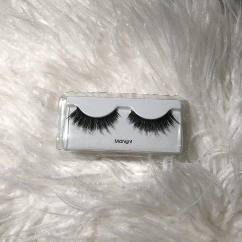 523197b3900 @cnsmnr. last year. Dallas, United States. Kiss Lash Couture Faux Mink  Collection - Midnight Eyelashes!