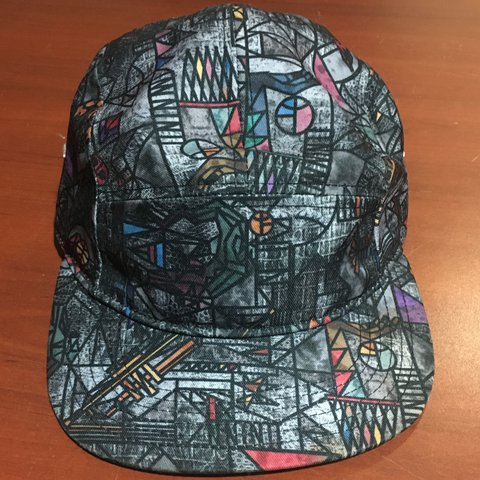 ac5c9c18 Nike All Star Gumbo League Aw48 Five Panel Hat 9/10 - Depop