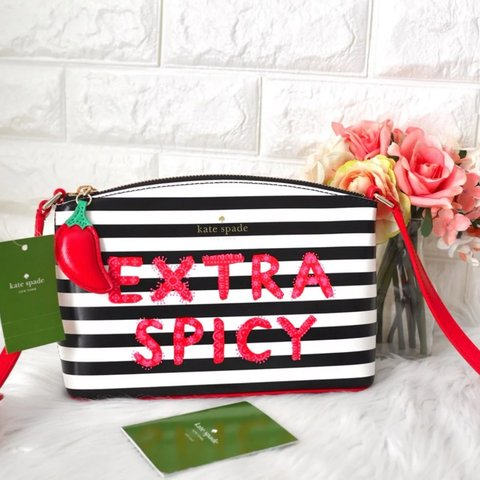 b3e6cd6d2bda9e New with tags authentic Kate Spade Grove Street Millie purse.