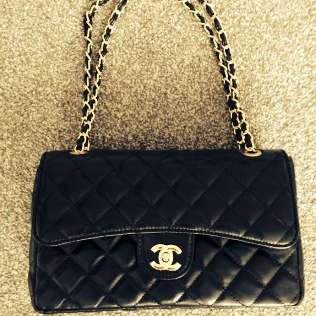 b0e46ed6cdf5 Chanel flat bag. Brand new in packaging. Comes with dust £60 - Depop