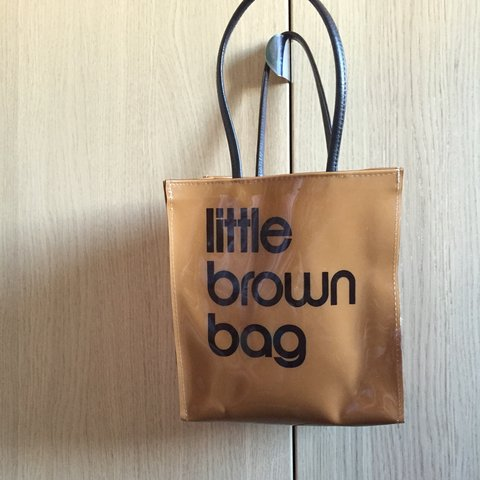 b0385a9fe168 💥💥 NOW £10 💥💥 100% real  Little brown bag  from Bought
