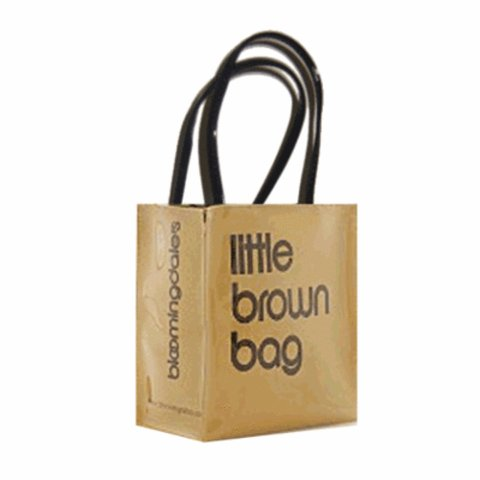 6a6b7adc670 @sophiecalmo. 3 years ago. Stockport, UK. Genuine Bloomingdales Little  Brown Bag!!