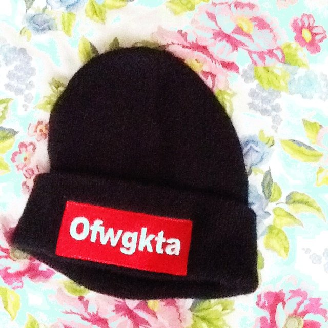 Replica Ofwgkta Beanie - Odd Future - Tyler The Creator - in - Depop ab68f13ee55