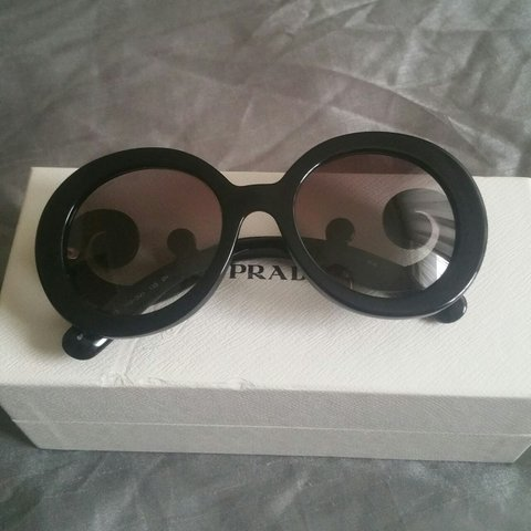 a0c469c9dbb Prada authentic sunglasses worn only once no sign of any a - Depop
