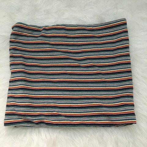 cd718b9f79 Brandy Melville rainbow tube top brand new with tags! - Depop