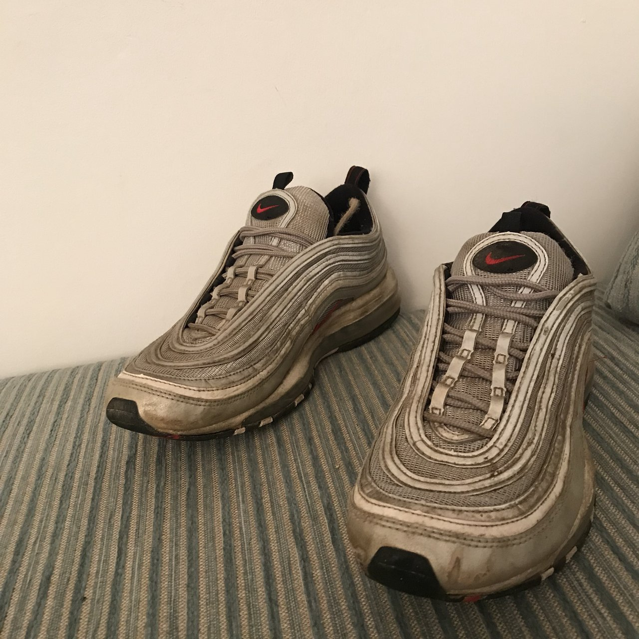 authentic nike air max 97 silber bullet tts 45965 10850