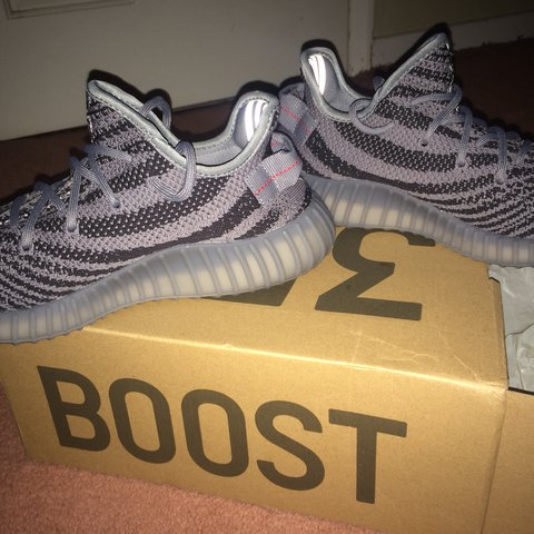 016c055b5 Yeezy boost 350 V2 beluga size 9 1 2 wanting to get rid of a - Depop