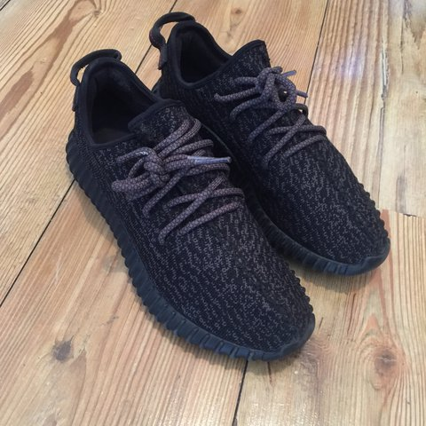 ff839eeee2ebd Yeezy boost 350 pirate black 2.0 edition Size  8 Us