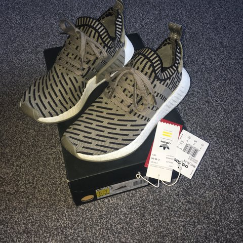 timeless design 23d35 30169  s elder52. last year. Kirkton, United Kingdom. NMD R2 Olive green  Black
