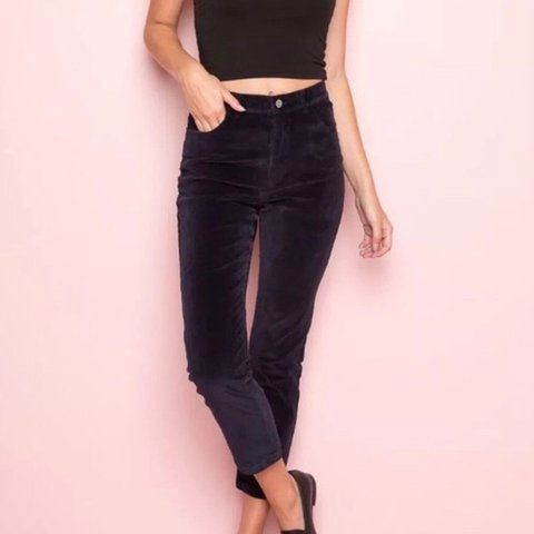 ce7f790a384118 @softglowgirl. last year. New York, United States. Brandy Melville Autumn  Corduroy Pants. Brand New ...