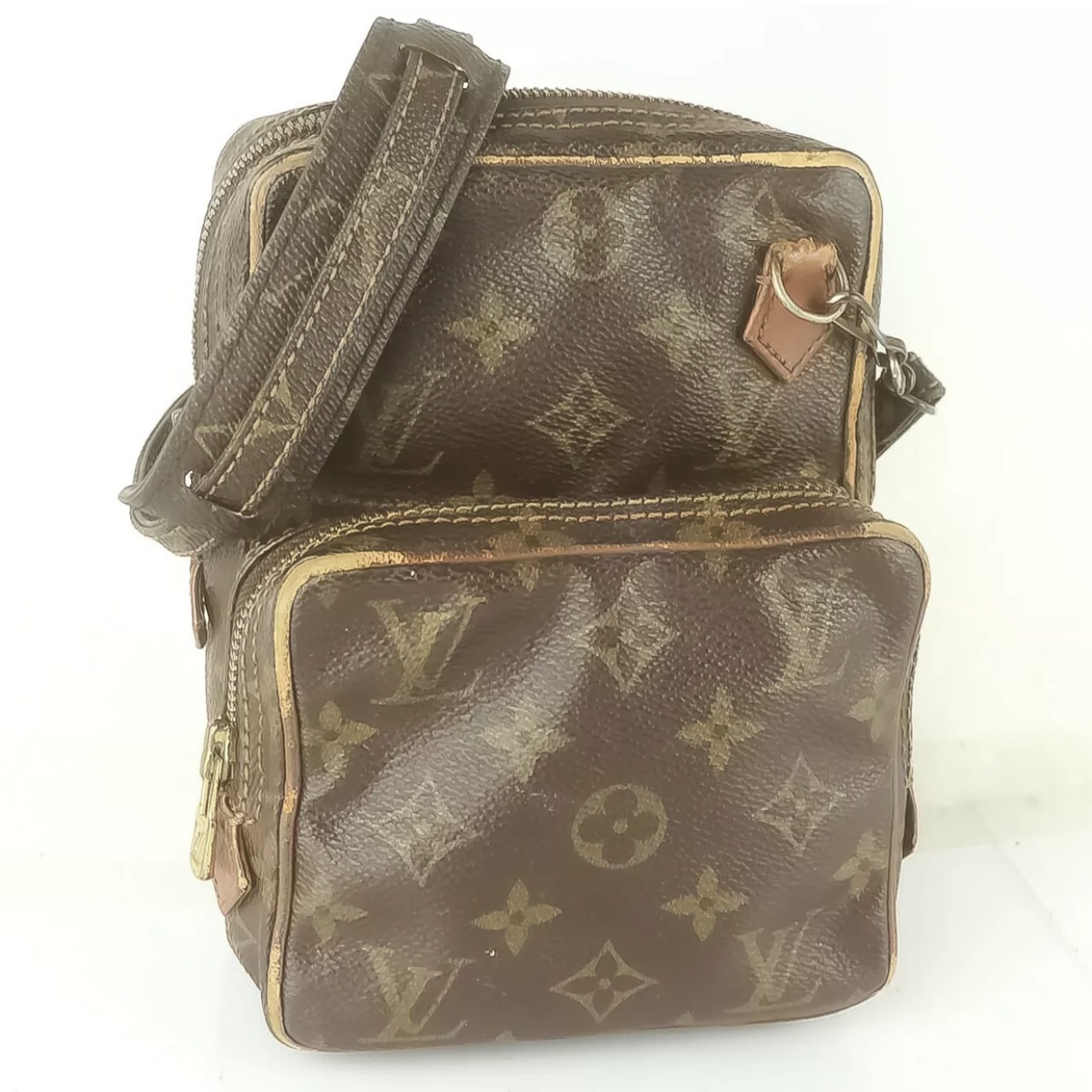 155c6069f77b Louis Vuitton Mini Amazon Crossbody